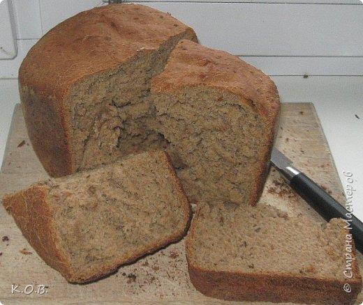 Хлеб на квасе