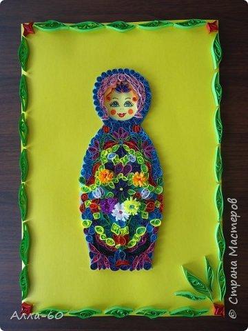 Это наша русская красавица - Матрена Ивановна - символ России!!!
