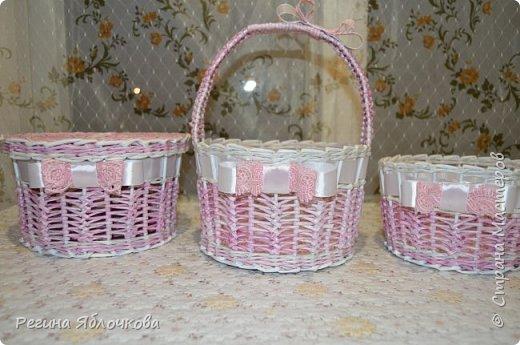 """Всем привет,спешу поделится с вами новым своим набором """"Нежность"""",выполнен в технике ажурного плетения. фото 8"""