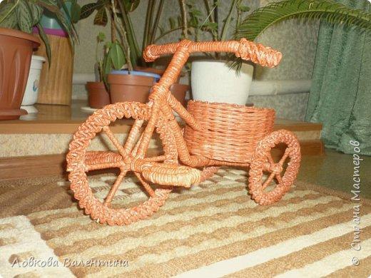 Мой первый велосипед))) фото 1