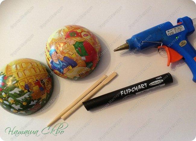 Всем доброго времени суток! Хочу показать быстрый, дешёвый способ создать эксклюзивное новогоднее украшение- ажурные шары.  фото 3