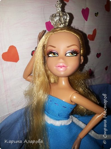 Привет! Сегодня Фианна Морская Принцесса, которая превратиться в Королеву. фото 1