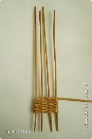 Олени для детских МК (всего 12 трубочек). Идея взята у мастеров плетения из лозы. фото 4