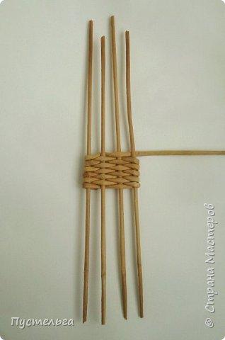Олени для детских МК (всего 12 трубочек). Идея взята у мастеров плетения из лозы. фото 5