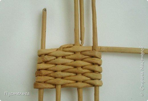Олени для детских МК (всего 12 трубочек). Идея взята у мастеров плетения из лозы. фото 7