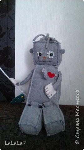 Робот фото 2