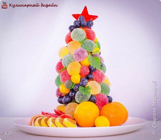 Кулинария Мастер-класс Новый год Моделирование конструирование Съедобная елка Овощи фрукты ягоды Продукты пищевые
