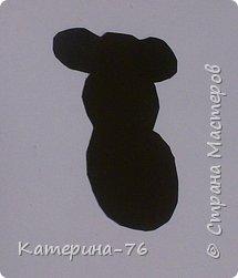 Мастер-класс Поделка изделие Новый год Моделирование конструирование Символ года из шпагата МК Бисер Картон Клей Краска Магниты Нитки Шпагат фото 14