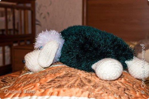 давно присматриваюсь к вязанию игрушек, но все не решалась, восхищена игрушками которые создает  Белова Елена фото 5