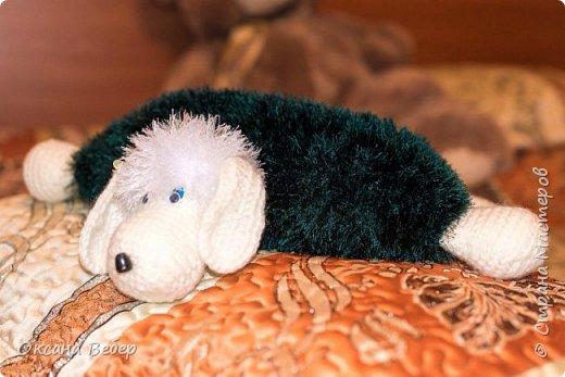 давно присматриваюсь к вязанию игрушек, но все не решалась, восхищена игрушками которые создает  Белова Елена фото 6
