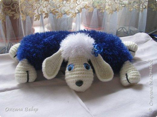 давно присматриваюсь к вязанию игрушек, но все не решалась, восхищена игрушками которые создает  Белова Елена фото 1