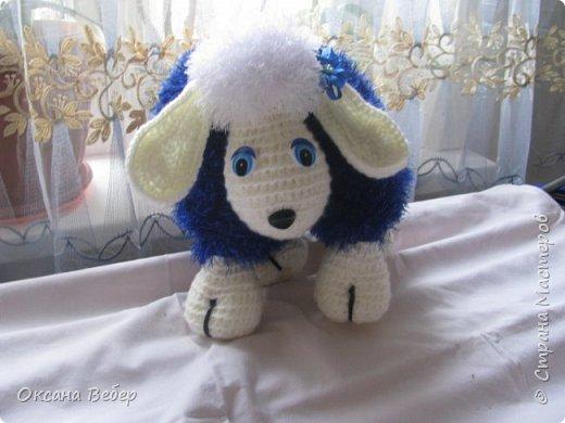 давно присматриваюсь к вязанию игрушек, но все не решалась, восхищена игрушками которые создает  Белова Елена фото 4