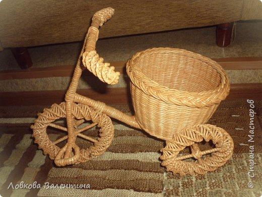 Не успела продать первый велосипед,как тут же заказали ещё два)))