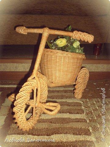 Не успела продать первый велосипед,как тут же заказали ещё два))) фото 3