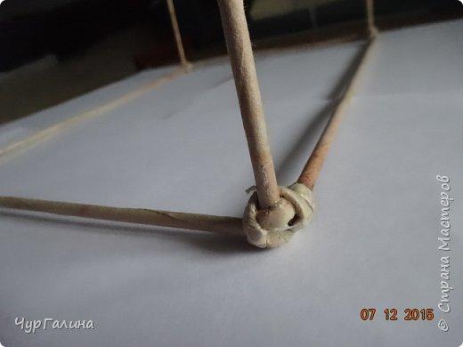 Мастер-класс Материалы и инструменты Плетение Секрет плетения прямоугольных коробов без шаблона Трубочки бумажные фото 3