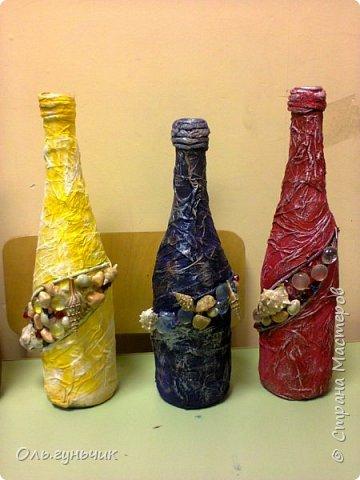 Вот такие бутылочки с драгоценностями ребята подарили своим мамам на день матери. фото 13
