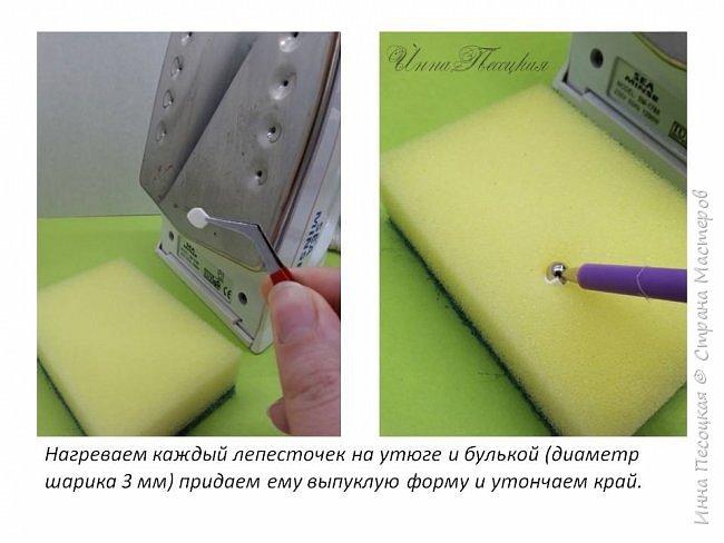 Мастер-класс Флористика искусственная Моделирование конструирование Хмель из фоамирана Фоамиран фом фото 12