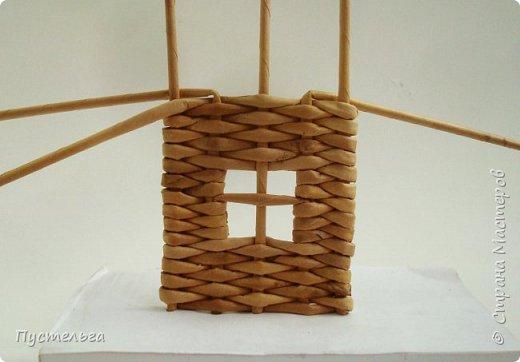Домик для детских МК  (ёлочное украшение) фото 9