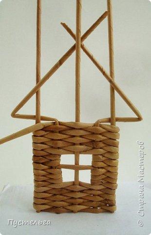 Домик для детских МК  (ёлочное украшение) фото 10