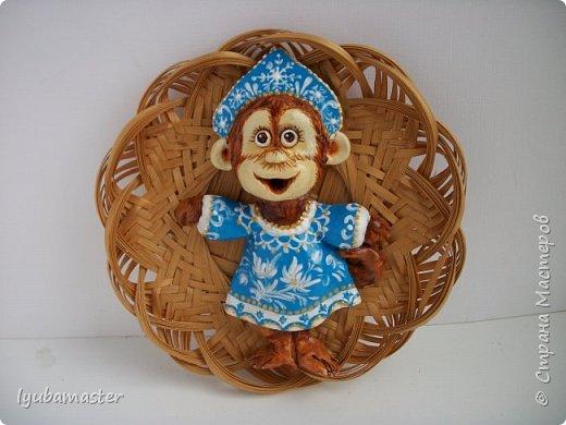 Дорогие мастера! Впереди Новый год и у  меня снова обезьянки....... ))))))))))!