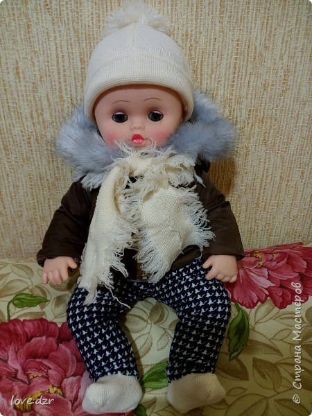 Гардероб для кукол.