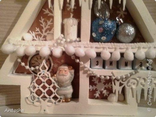 Мастер-класс Поделка изделие Новый год Рождество Моделирование конструирование Елочка в стиле shadow-box Бумага Пеноплен фото 14