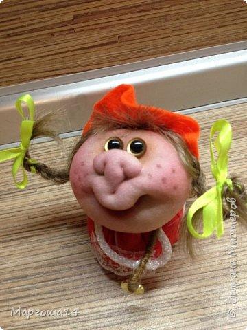 """Маленькие куколки - обереги сделаны по МК Елены Лаврентьевой """"Обережка - благополучница"""". Хороший вариант для подарочков. фото 7"""