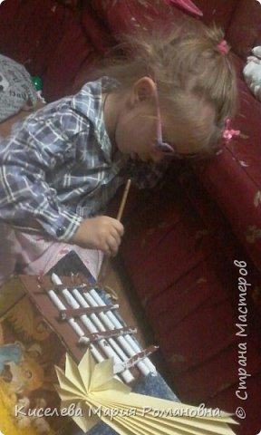 Здравствуйте, Жители СМ))) Вот такую работу мы сделали с моей дочкой (ей 2 года и 9 мес).  Мы такую серьезную работу делали в первый раз. И мой взгляд мне кажется мы справились с задачей)))  фото 21