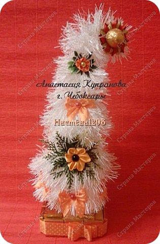 Здравствуйте, мастерицы) сегодня я к вам с продолжением новогодней подготовки и со Снегурочкой) Делала ее впервые, так что не судите строго, но от конструктивной критики я, конечно, не откажусь)) фото 22