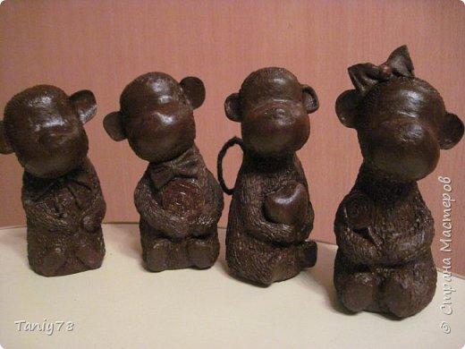 Здравствуйте,дорогие мастера и мастерицы!У меня появилась вторая(не последняя) семейка обезьянок,вполне себе таких упитанных,в отличии от предыдущих стройняшек :) http://imgsm.ru/img4/i2015/11/12/390083_img_1367.jpg  фото 3