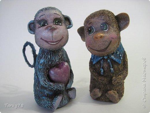 Здравствуйте,дорогие мастера и мастерицы!У меня появилась вторая(не последняя) семейка обезьянок,вполне себе таких упитанных,в отличии от предыдущих стройняшек :) http://imgsm.ru/img4/i2015/11/12/390083_img_1367.jpg  фото 6