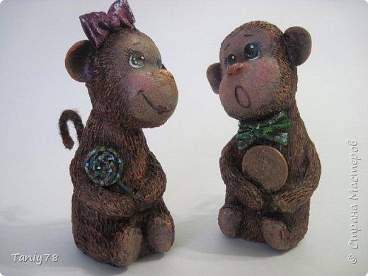 Здравствуйте,дорогие мастера и мастерицы!У меня появилась вторая(не последняя) семейка обезьянок,вполне себе таких упитанных,в отличии от предыдущих стройняшек :) http://imgsm.ru/img4/i2015/11/12/390083_img_1367.jpg  фото 7