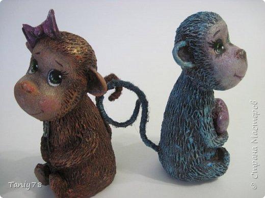 Здравствуйте,дорогие мастера и мастерицы!У меня появилась вторая(не последняя) семейка обезьянок,вполне себе таких упитанных,в отличии от предыдущих стройняшек :) http://imgsm.ru/img4/i2015/11/12/390083_img_1367.jpg  фото 8