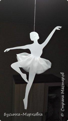 Балеринки-снежинки  фото 2