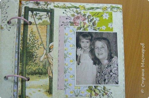 """Моей старшенькой внучечке исполнилось 10... Взрослая уже!!! По этому случаю я ей сделал альбомчик с напутствиями от бабушки """"Не бойся"""". Идея не моя, где-то встретила на просторах интернета...американская по-моему... ну  а я ее переделала под себя... фото 7"""