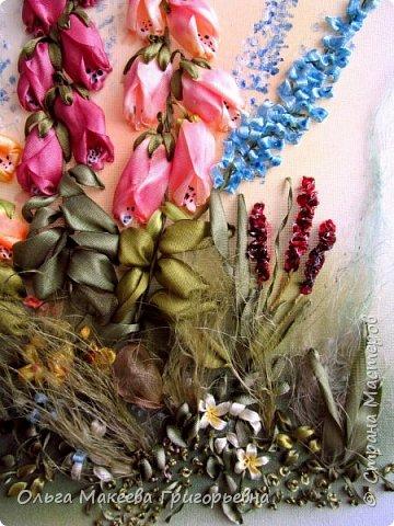 Доброго времени суток  страна мастеров! К нам в Краснодар приезжала замечательная вышивальщица Лариса Тороп  и провела МК .Она с удовольствием поделилась с нами свои мастерством. Вот, что у меня получилось. фото 3