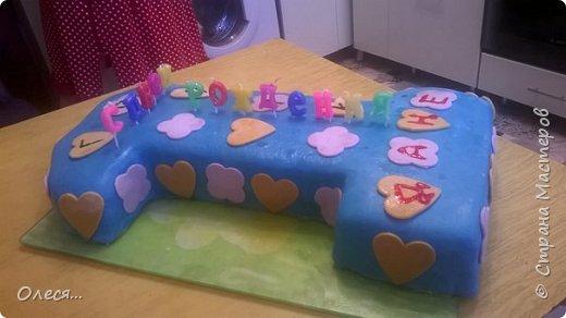 """Самый первый торт - корявенький """"Бочонок с икрой""""  :) фото 2"""