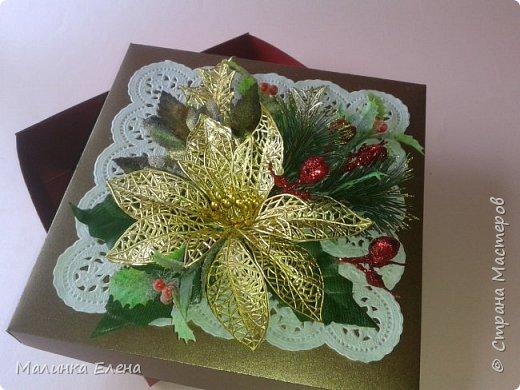 Подарочные коробки фото 3