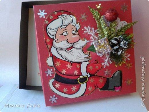 Подарочные коробки фото 1