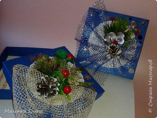 Подарочные коробки фото 6