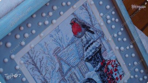 Ах, какое чудо!!! Ах, какая красота!!! Так я могу сегодня сказать, т. к. с утра, выглянув в окно, дождались мы зимы!!! С вечера и всю ночь порошил снежок, безветренно, морозно... Началось волшебство и вот-вот начнет свой рассказ новогодняя сказка...  фото 8