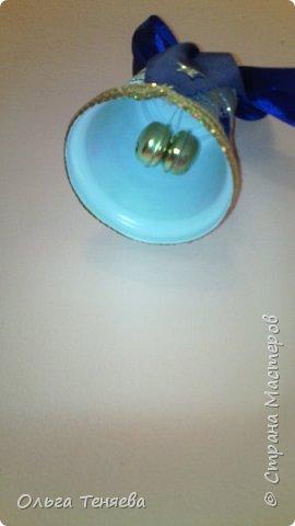 Новогодний колокольчик фото 2