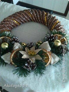 Венки рождественские. фото 4