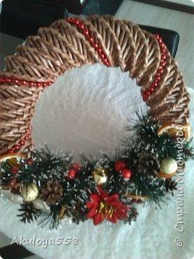 Венки рождественские. фото 3