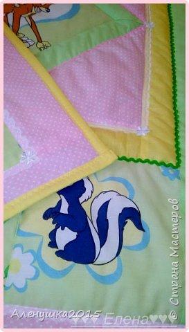 Готовое одеялко  фото 7