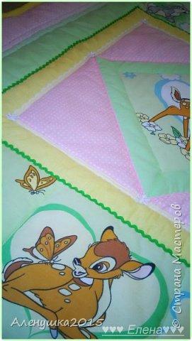 Готовое одеялко  фото 5