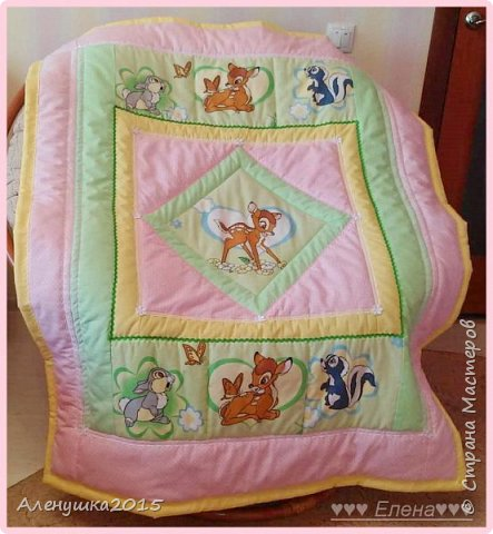 Готовое одеялко  фото 4