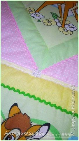 Готовое одеялко  фото 6