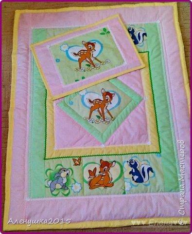 Готовое одеялко  фото 2