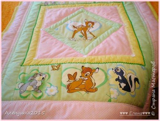 Готовое одеялко  фото 10